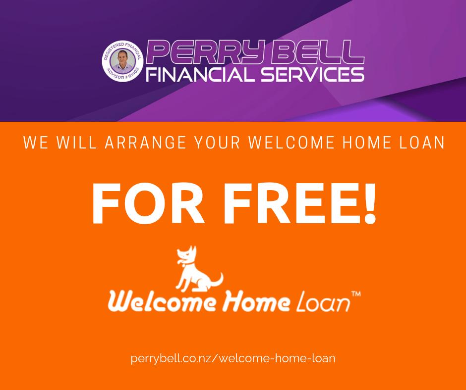 welcome home loan